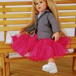 Наряд для кукол Готц
