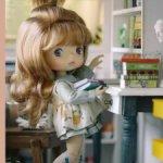 Новый, нераспечатанный комплект от куклы Xiaomi monst