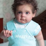Цена 40.000 Временно‼️Продам куклу реборн из молда Мегги Оригинал