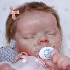 Малышка Twin A от скульптора Bonnie Brown