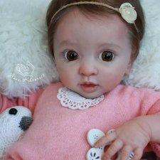 Кукла реборн из молда Layla (Лэйла)