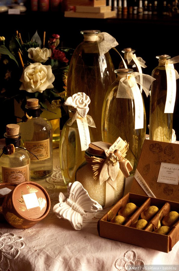 История парфюмерии картинка