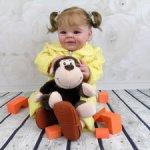 Кукла реборн Шая