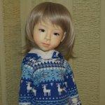 История игрушек часть 3. Изменения численности населения нашей кукло-семьи