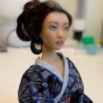 Кимоно для куклы