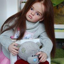 Эмилия. Кукла реборн Маши Малышевой