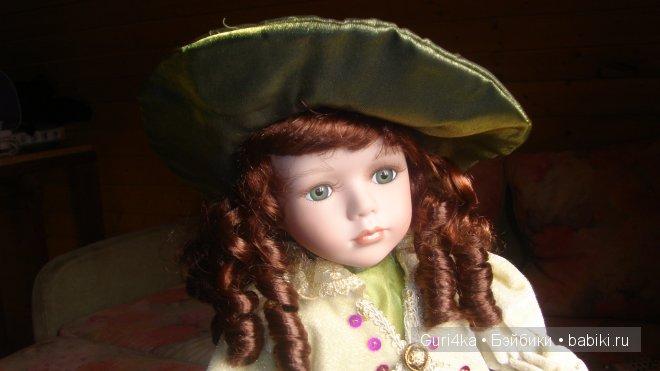 фарфоровая кукла,Ремеко,Remeco