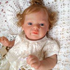 Крошка ребрняшка Кристина
