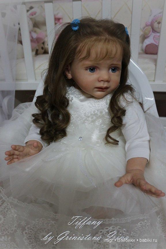 Тиффани, кукла реборн Гринистовой Ирины,молд Фридолин