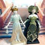 Две фарфоровых красавицы от Русти