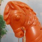 Лошадка каталка из СССР
