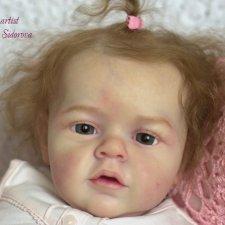 Кукла реборн Мэри Энн. Молд Mary Ann by Natali Blick