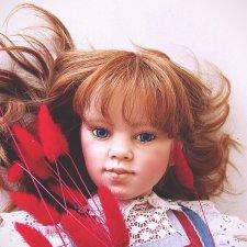 Guten abend,  liebe Marlene. Кукла Rotraut Schrott