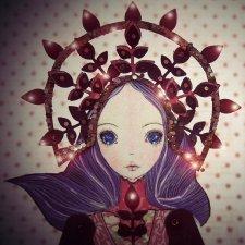 """Мои бумажные куклы """"Птицы полуночных садов"""""""