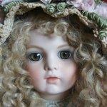 Моя ненаглядная куклена Каролина от Патрисии Ловелесс