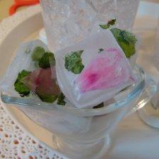 Вот и пришло лето... Красивые  кубики льда для домашнего лимонада и не только