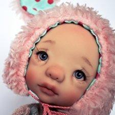 Предзаказ авторских кукол. Пять молдов. Татьяна Филенко