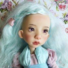 Предзаказ авторских кукол. Пять молдов. Tafidolls