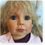 Куколка Gerlinde Fezer