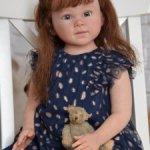Кукла реборн Лука