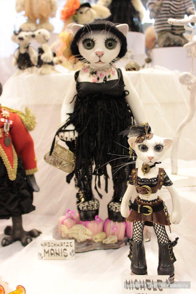 Кукольная весна в Мюнстере и Мишки тедди. TeddyBär Total 2016