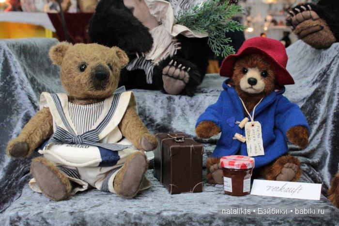 Кукольная весна в Мюнстере. TeddyBär Total 2016