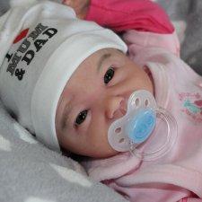 Малышка  Санса, молд от Ping Lau