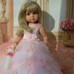 Бальное платье для настоящих принцесс
