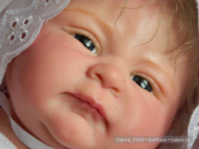 Кукла реборн Серафинушка.