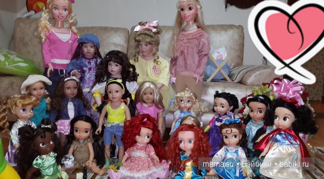 мои куколки  часть 1
