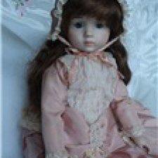 Моя девочка - Анюта - реплика  A. Marque