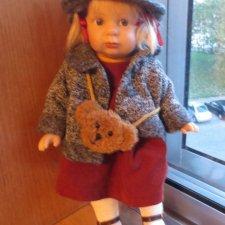 У меня поселилась маленькая Annie (Энни) от Verena Eising Zapf creation