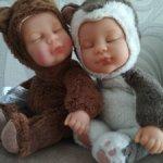 Спящие малыши от Anne Gaddes