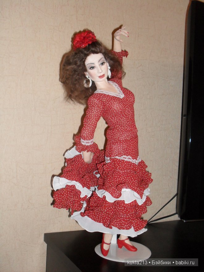 танцовщица Кларисса