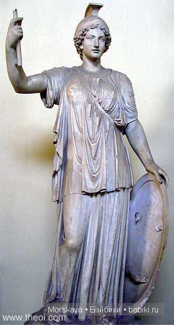 фото богини Афины