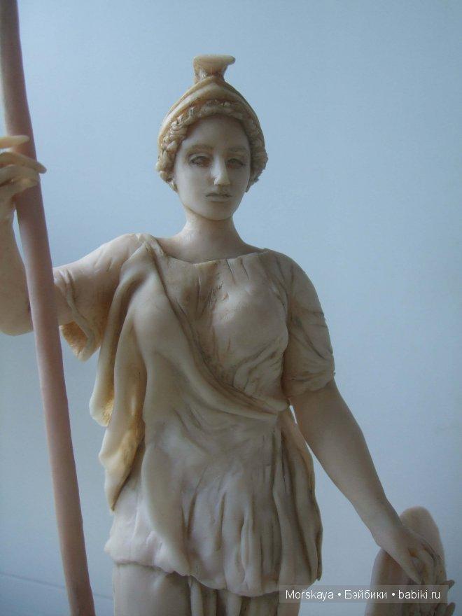 Богиня Афина, автор Morskaya