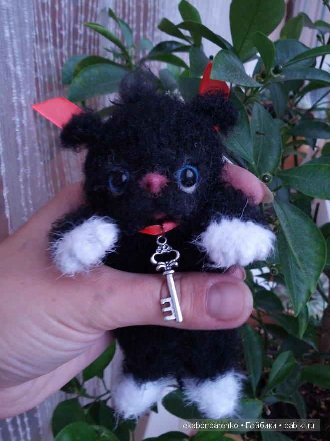 котенок Черныш