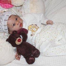 Кукла реборн Криста