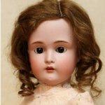 Антикварная кукла Кестнер 171 молд