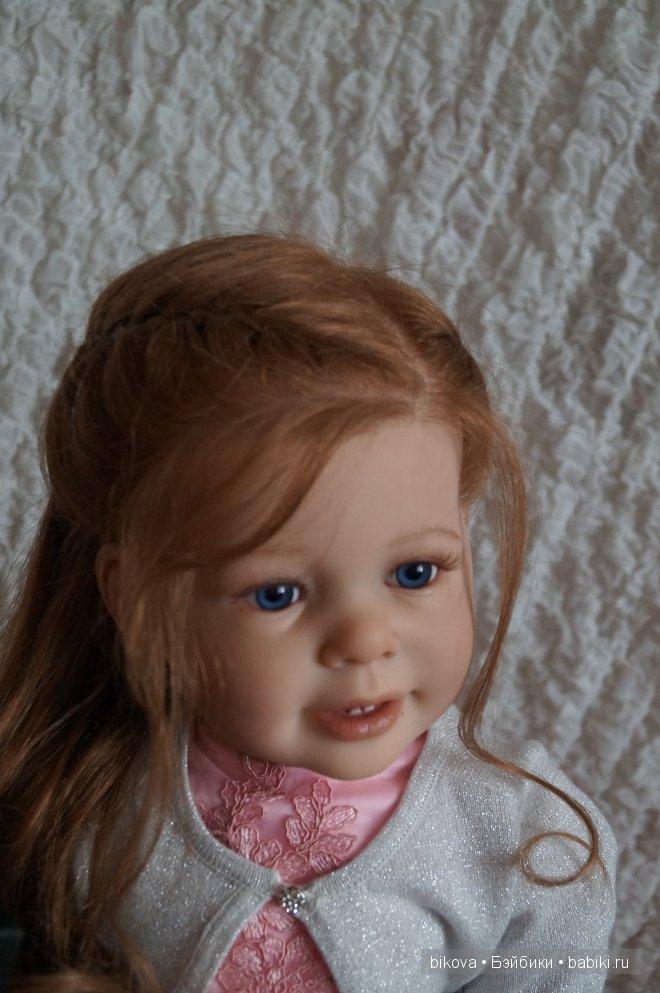 Катюша! Кукла реборн Натальи Кудрявцевой