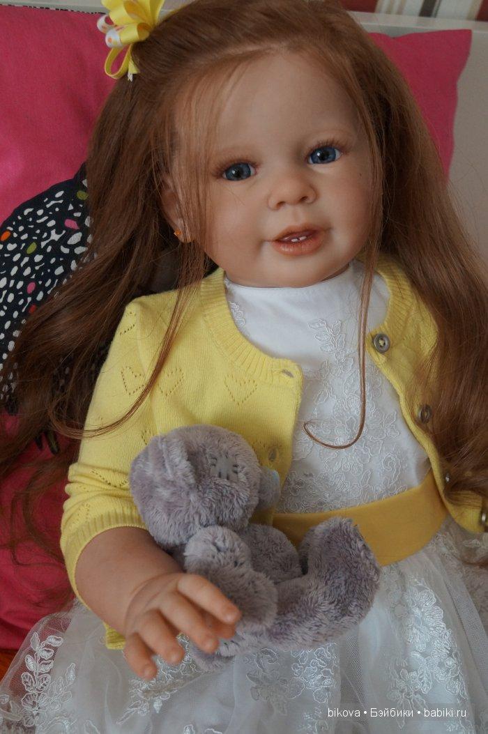 Ярмарка мастеров куклы реборн кати мари