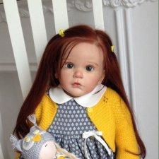 Ещё раз Анна-Мария, кукла реборн Натальи Кудрявцевой