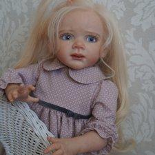 Алиса,кукла реборн от Натальи Кудрявцевой