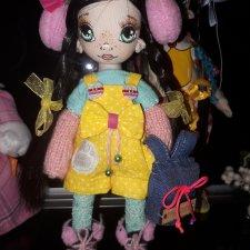 Продам авторских кукол