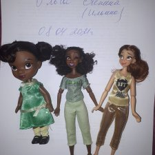 Продам лотом кукол