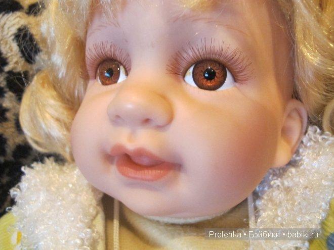 Прелестная малышка. Что это за куколка?