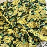 Метр винтажного шелка из натуральной вискозы , 50-е годы , ткань новая