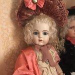 Шелковая шаль с кистями , для пошива кукольных нарядов и для души
