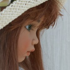 Новые куклы Angela Sutter. Летняя коллекция 2017
