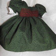 Авторское платье на кукол Gotz, Silvia Natterer и подобным